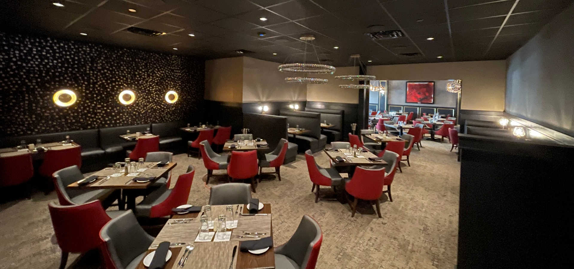 A Modern Steakhouse with Global Influence